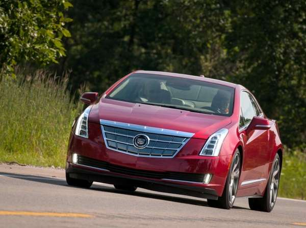 The 2014 ELR is the most premium Cadillac