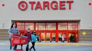 Target Corp. on Friday announced that customers' encrypted