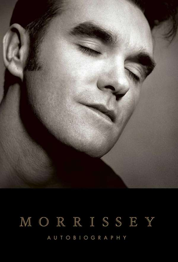 """Autobiography"" by Morrissey (Putnam, December 2013)."