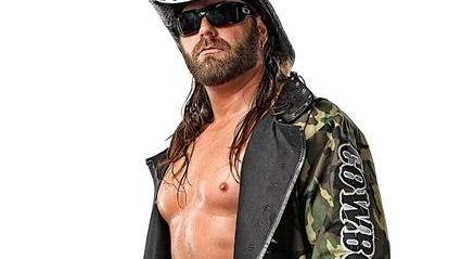 James Storm of TNA Impace Wrestling.