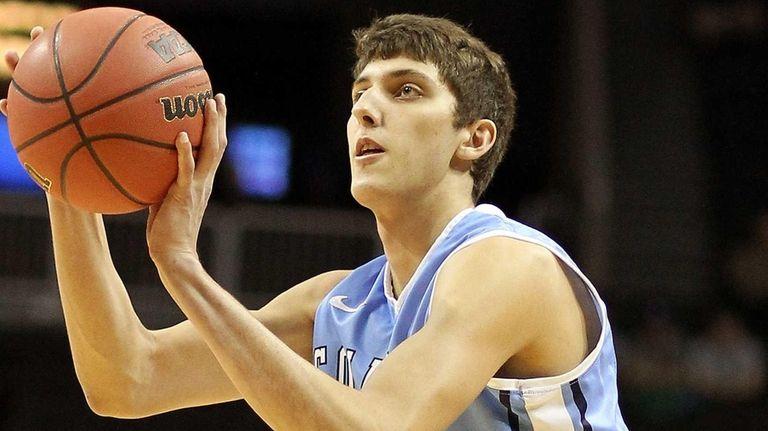 Northport graduate Luke Petrasek plays for Columbia against