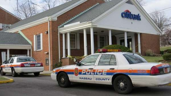 Nassau County Police responded to a robbery at