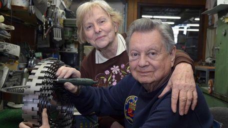 Donald Lippman, and his wife, Miriam, are seeking