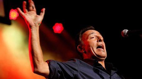 Bruce Springsteen,