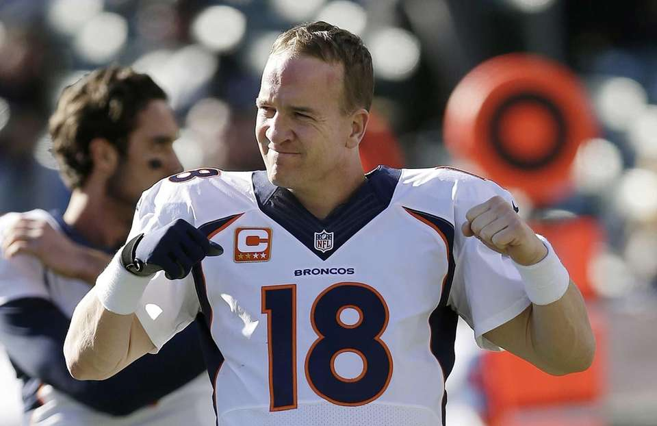 PEYTON MANNING: 5,4772013, Denver BroncosStats: 450-for-659 (68.3 percent),