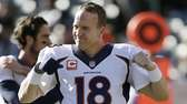 PEYTON MANNING: 5,477 2013, Denver Broncos Stats: 450-for-659