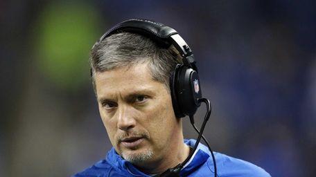 Former Buffalo Bills defensive coordinator Jim Schwartz is