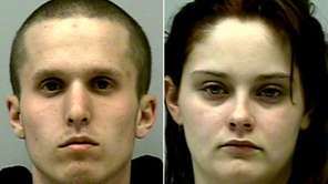 Adam Garber and Elizabeth Calvo are charged with
