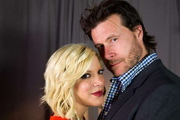 Tori Spelling and Dean McDermott met in 2005