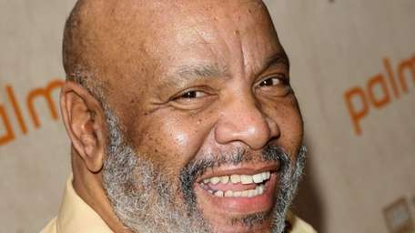 Actor James Avery arrives at the Palm Pre