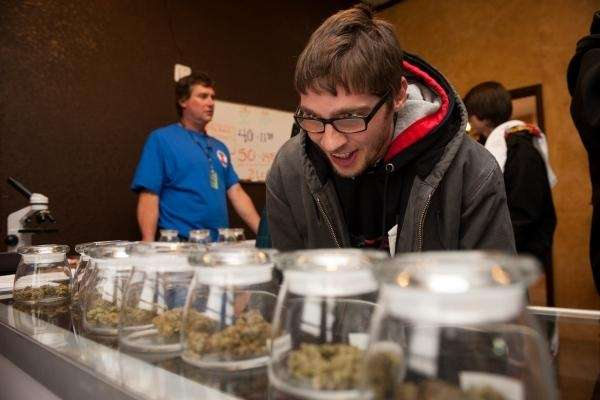 colorado pot sales
