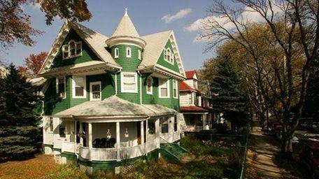 Victorian home in Richmond Hill.