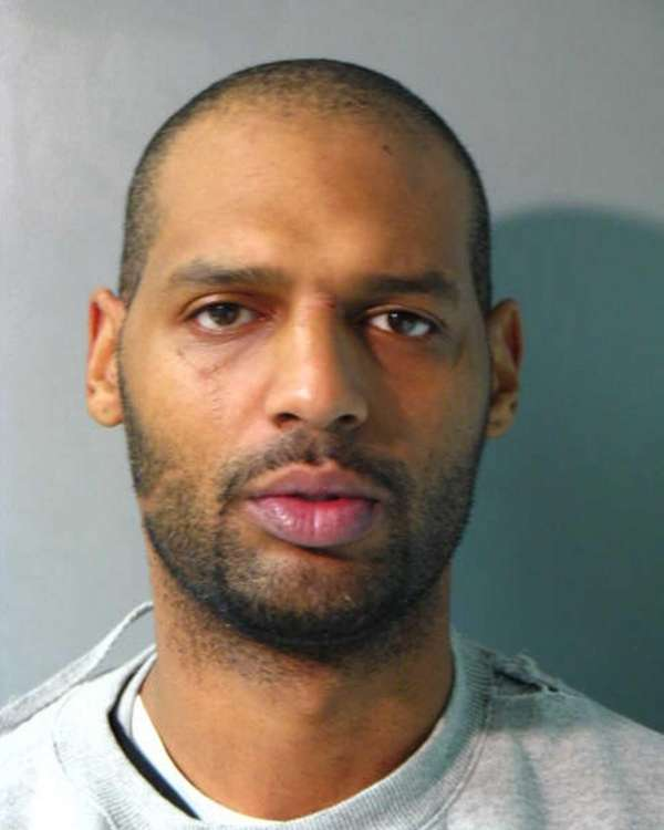 Corey Crisp, 34, of Hempstead, has been arrested
