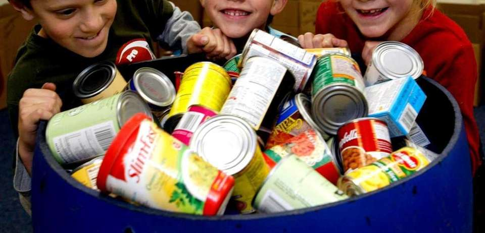 An emergency kit should also have non-perishable, easy-to-make