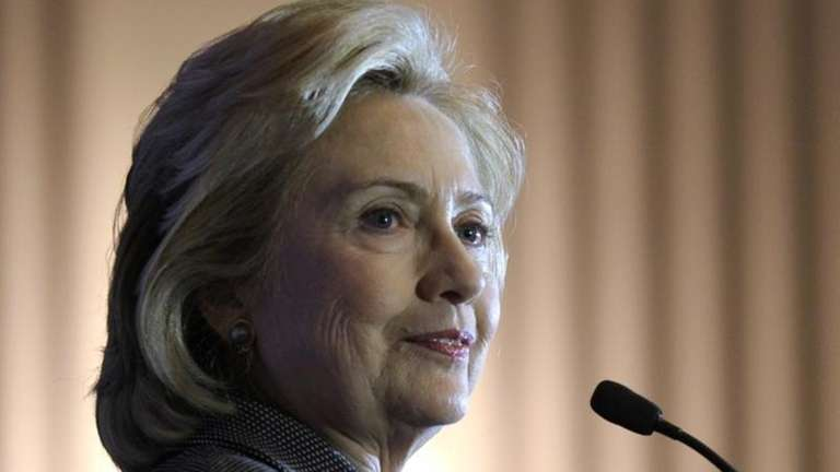 One lesson from Hillary Clinton's previous run for