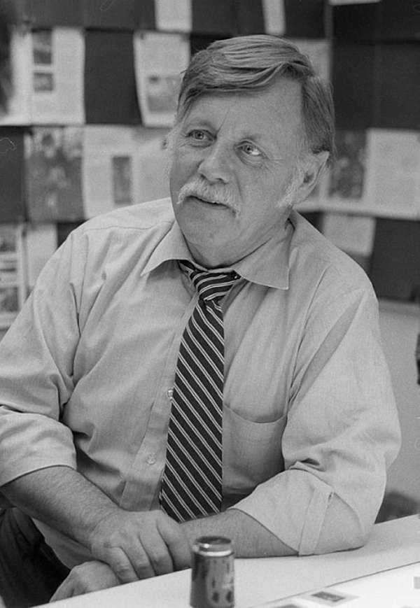 Don Moser, longtime editor of Smithsonian magazine, died