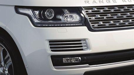Jaguar Land Rover recalled 3,912 Range Rover SUVs