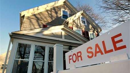 Nassau's rising home prices -- the median sale