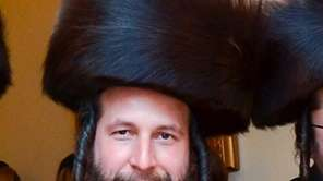 Menachem Stark, 39, was abducted by at least