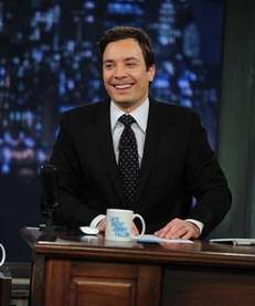 "1. Jimmy Fallon will take over ""Tonight"" from"