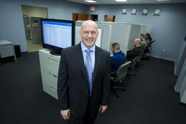 Tim McKnight often supplies a virtual IT staff