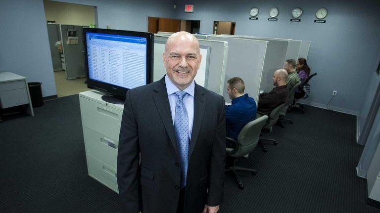 Tim McKnight often supplies a virtual IT staff