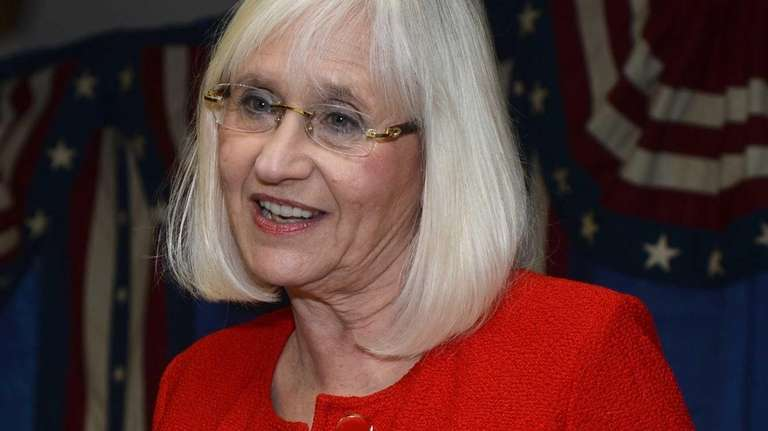 Judi Bosworth, supervisor of the Town of North