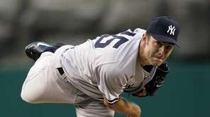Mike Mussina is in his first year on