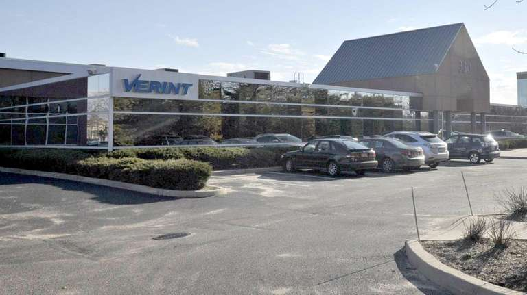 Verint Systems, a data-analysis and security software maker,