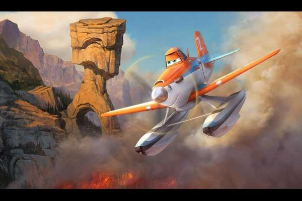 """""""Disney Planes: Fire & Rescue"""" is due out"""