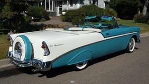 THE CAR AND ITS OWNER 1956 Chevrolet Bel