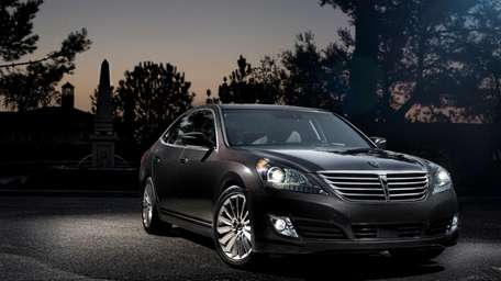 For $69,800, the 2014 Equus Ultimate offers a
