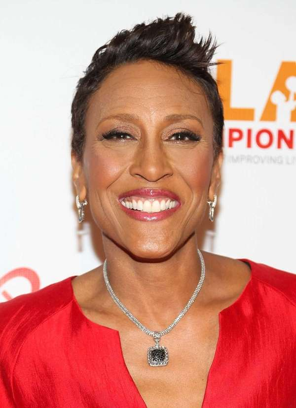 Robin Roberts attends CoachArt's 9th Annual Gala Of