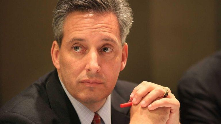 NIFA chairman Jon Kaiman wrote to County Executive
