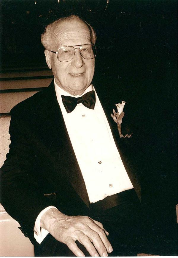Samuel Walton, a leading Long Island developer of
