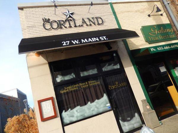 The Cortland in Bay Shore. (Dec. 22, 2013)
