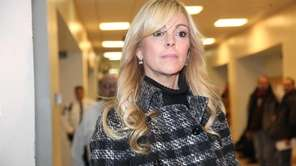 Dina Lohan appears in Hempstead District Court Tuesday