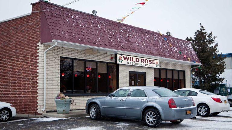 Wild Rose Bar & Grill in Farmingdale, a