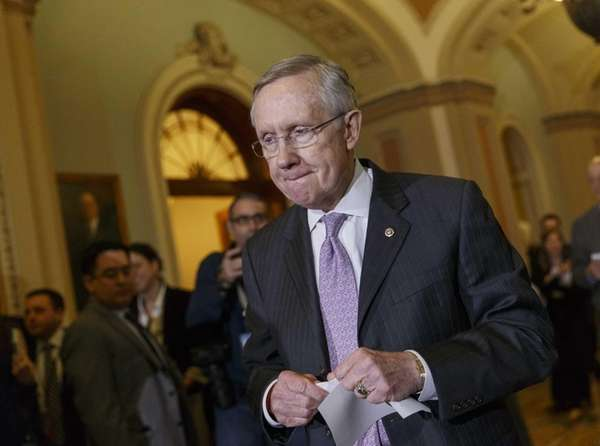 Senate Majority Leader Harry Reid's decision to use