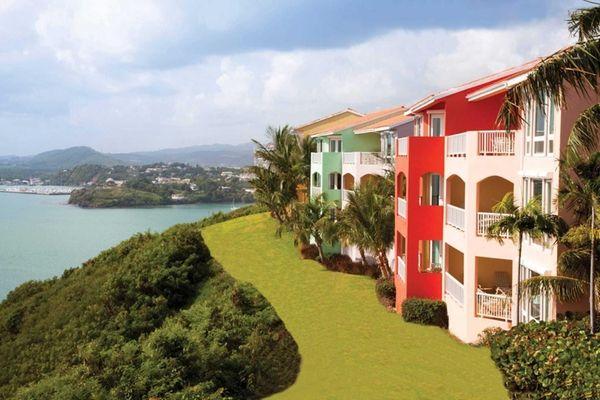 Las Casitas Village is a resort built on