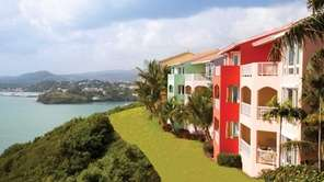 Las Casitas Village is a resort built on