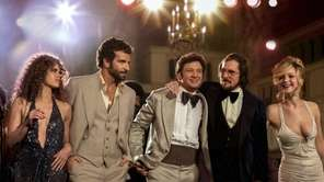 """American Hustle"" is among the best picture nominees."