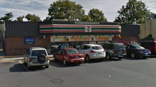 Three men robbed an East Meadow 7-Eleven store