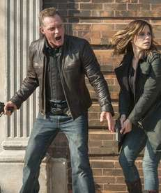"Jason Beghe as Hank Voight in ""Chicago PD,"""