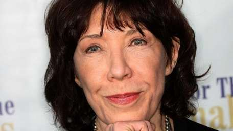 Lily Tomlin attends the Voice for Animals Foundation's