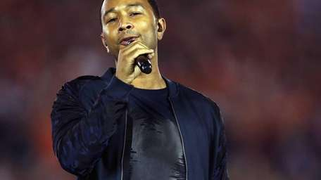 John Legend will perform a special concert for