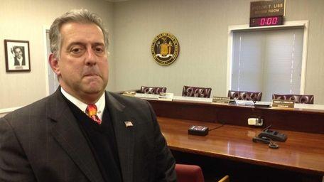 John Zollo, the former Smithtown town attorney, was
