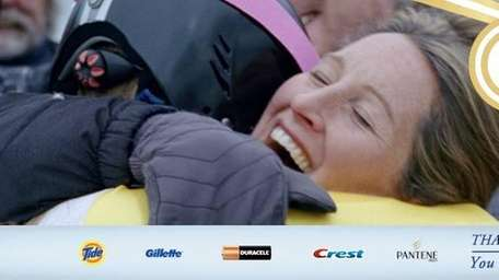 The Proctor & Gamble Olympics-inspired ad features moms