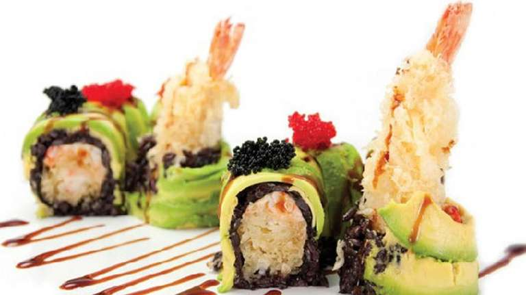 Ikura Sushi Hibachi Lounge in Rockville Centre has