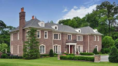This Old Brookville estate is on the market